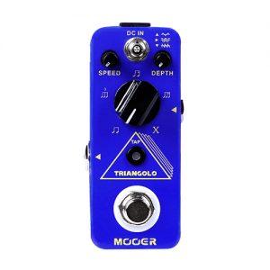 Mooer Triangolo (Digital Tremolo Pedal)