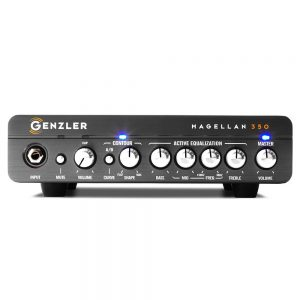 Genzler Magellan 350 Bass Amp