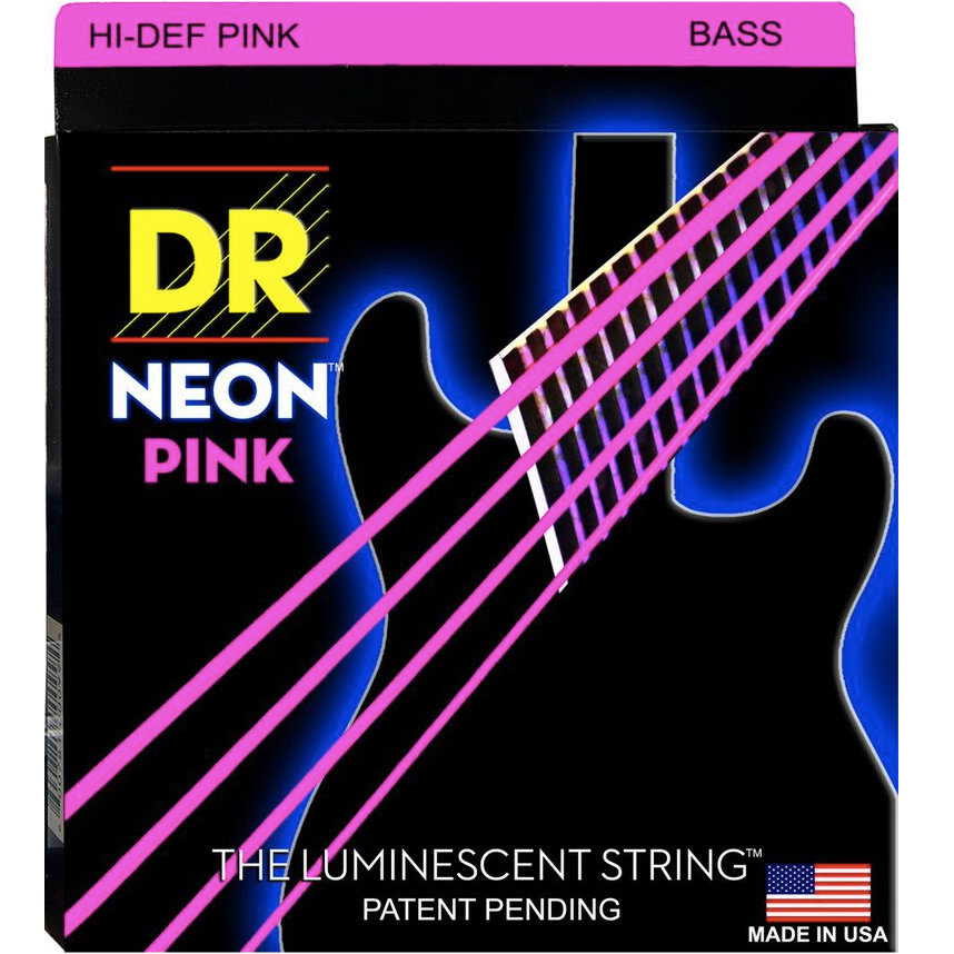 dr-bass-strings-neon-pink-4-string