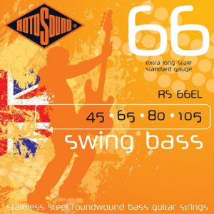 Rotosound Swing Bass 66 Extra Long (45-105)