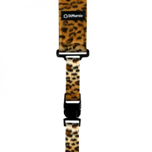 DiMarzio ClipLock Strap (Cheetah / Nylon)