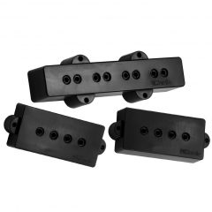 DiMarzio Model P/J Pickup Set (Black)