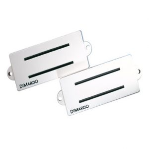 DiMarzio Split P Pickup (White)