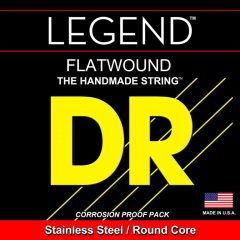 DR Legend Flatwound 45-105