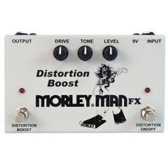 Morley Man Distortion Boost