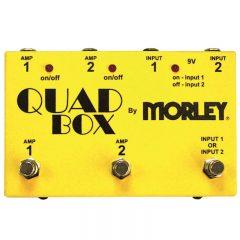 Morley Quad Box Selector / Combiner