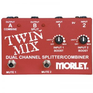 Morley Twin Mix Mixer / Combiner