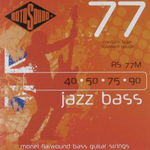 Rotosound Jazz Bass 77 (40-90)