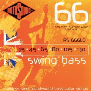 Rotosound Swing Bass 66 (35-130)