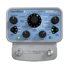 Source Audio Multiwave Bass Distortion