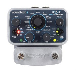 Source Audio OFD Bass microModeler