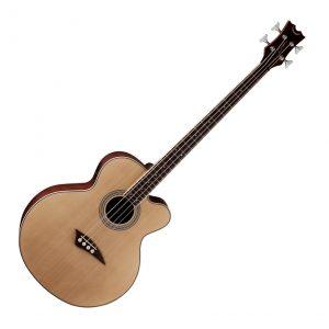 Dean EAB Acoustic Cutaway Satin Natural
