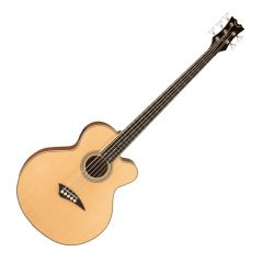 Dean 5-String Acoustic Cutaway Satin Natural