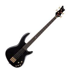 Dean Edge Pro 4-String Trans Black