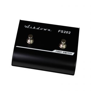 Ashdown FS-2 Dual Footswitch Accessory Pedal