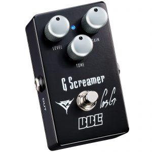 BBE G Screamer Gus G Signature Overdrive (OG-1)
