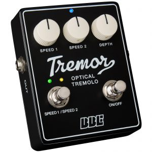 BBE Tremor Optical Tremolo (TR-63B)