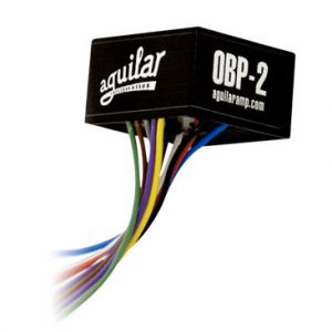 Aguilar OBP-2 Bass Preamp (1 stackpot)