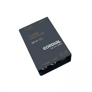 Cordial CES 01 Passive DI-Box