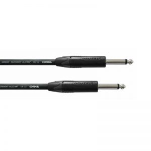 Cordial PEAK Instrument and Guitar Cable CPI PP – 3 m