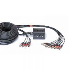Cordial INTRO Multicore Cable System CYB 8 – 15 m