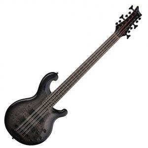 Dean Rhapsody 12 Trans Black Bass