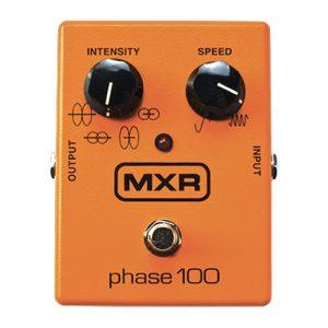 MXR Phase 100 Phaser Pedal (M107)