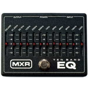 MXR Ten Band Graphic EQ (M108)