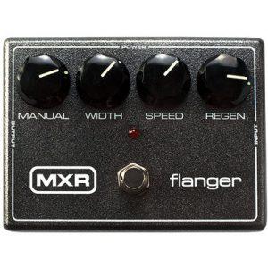 MXR Flanger Pedal (M117R)