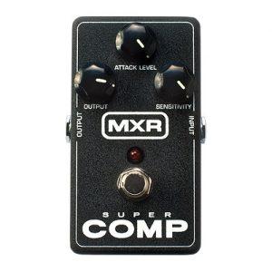 MXR Super Comp Compressor Pedal (M132)