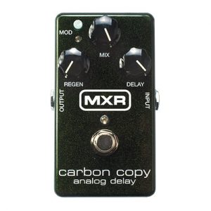 MXR Carbon Copy Analog Delay (M169)