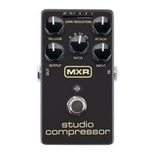 MXR Studio Compressor Pedal (M76)