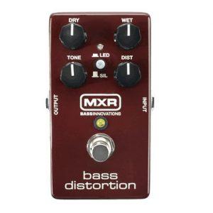 MXR Bass Distortion Pedal (M85)