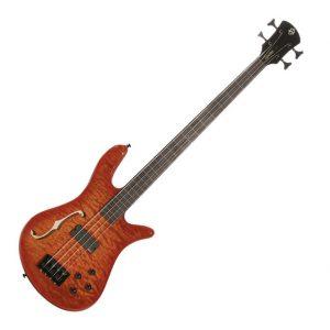 Spector Spectorcore 4 Amber Burst Bass