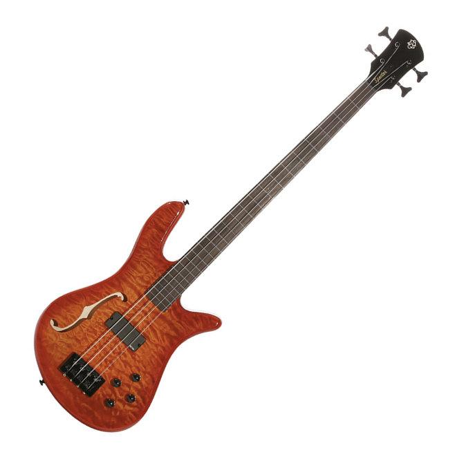 spector-core-4-amber-burst-fretless-bass
