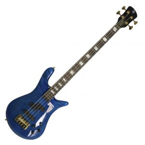 Spector Euro 4LX Blue Stain Gloss P/J