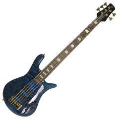 Spector Euro 5LX TW Blue Stain Gloss