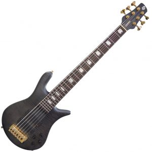 Spector Euro 6LX TW Black Stain Matte