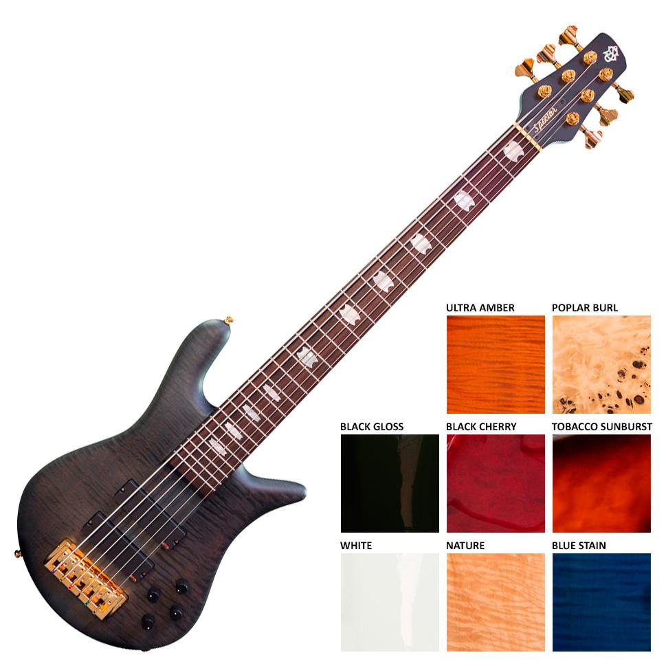 spector-euro-6lx-ultra-amber-gloss-bass