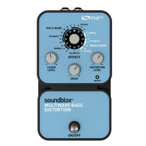 Source Audio Multiwave Bass Distortion (Original)