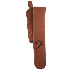 F Clef Bass Strap The Bass-Ball (Brown)