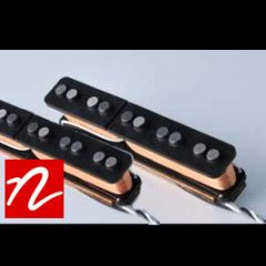 Nordstrand NJ5S Jazz Bass Split Coil Pickup Set