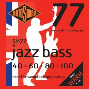 Rotosound Jazz Bass 77 (50-110)