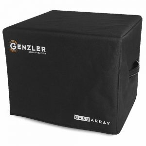 Genzler Bass Array 12-3SLT Padded Cover