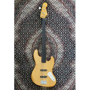 Dominic Uptown Jazz Fretless (Natural / Ebony)