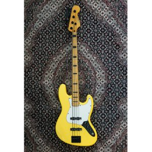 Dominic Uptown Jazz Deluxe (Candy Apple Yellow / Maple)