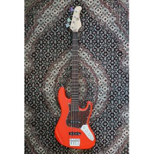 Mayones Jabba 422 (Candy Red / Rosewood)